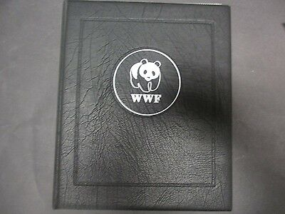 ESTATE: WWF Collection in album excellent mix of issues   (660)