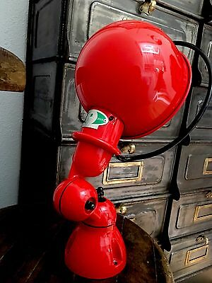 Lampe Applique Jielde  Atelier Gras  Lamp Light Vintage Rouge Red Industriel