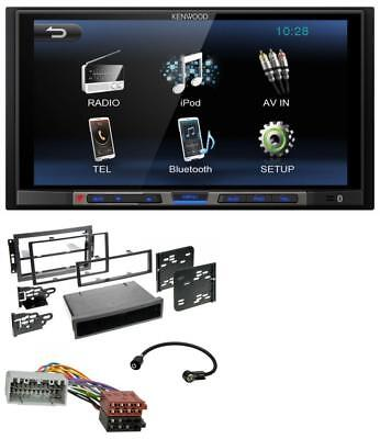kenwood mp3 usb 2din bluetooth aux autoradio f r chrysler. Black Bedroom Furniture Sets. Home Design Ideas