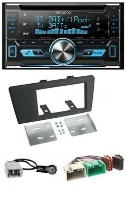 pioneer bluetooth mp3 dab 2din usb cd autoradio f r volvo. Black Bedroom Furniture Sets. Home Design Ideas