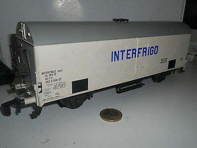 Rivarossi Carro Interfrigo Scala 0 1/45 260987