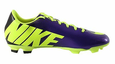 Nike Junior Mercurial Victory IV Football Boots Comfortable & Light - Size 5.5