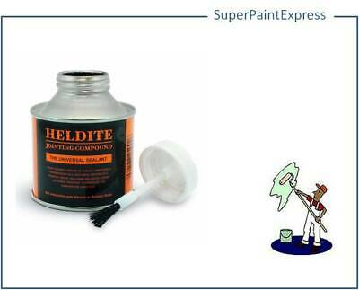 Heldite Gasket Jointing Compound & Sealant. Thread Lock. 125ml, 250ml, 500ml