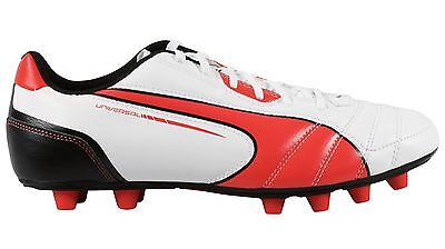Puma Men's Universal Lightweight Firm Ground Football Boots with Support