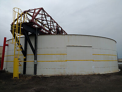 Thickener Tank with Westech Drive and Bridge