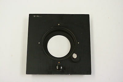 """Beseler lens board for the 23C/45 enlarger w/39mm opening and 5/8"""" cone"""