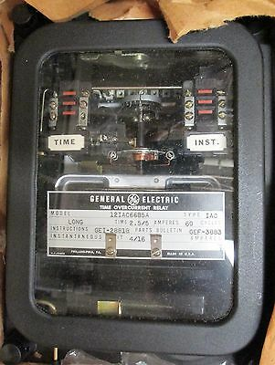 General Electric 12 IAC 66B5A Overcurrent Relay