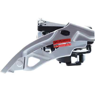 1x Shimano Acera FD-M390 Front Derailleur M390 Top Swing Triple for 9-speed