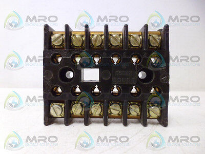 Dunco 27390B Pin Relay Base (As Pictured) *new No Box*