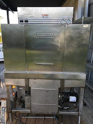 Hobart c44a commercial dishwasher