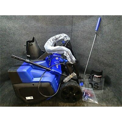 "Snow Joe SJ625E 21"" 15 Amp Corded Electric Snow Thrower with Light, 120V, 60Hz*"