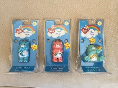 Care Bear Keychain/clip on-new In Package