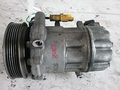 Peugeot 307 Air Conditioning Compressor T6, Petrol, 10/05-12/09