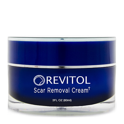 Revitol Scar Cream, All Types of Scars, All Natural Ingredients, Free Shipping