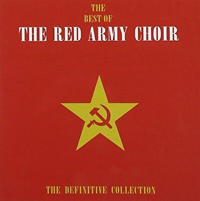 Definitive Collection - The Red Army Choir - Audio CD (N0X)