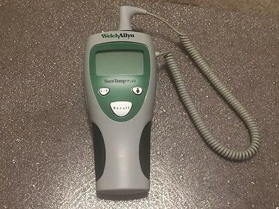 Welch Allyn Suretemp Plus 690 Thermometer with Oral Probe