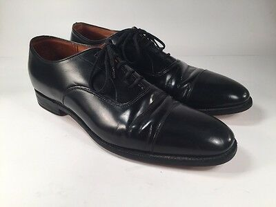 Church's Black Leather Dress Shoes  Men's Sz 9/39D Lace Up Made In England