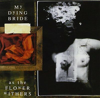 As The Flower Withers - My Dying Bride - Audio CD (H8t)