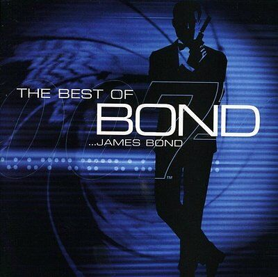 The Best Of Bond...James Bond (World) - Various Artists - Audio CD (P4d)