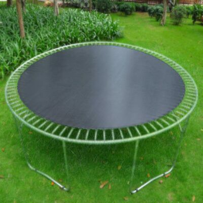 """Trampoline Jumping Mat Replacement 13.3' For 15ft Round Frame 96 Ring 7"""" Spring"""