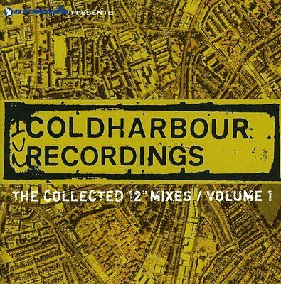 The Collected 12 - Coldharbour Recordings - Audio CD (s9H)