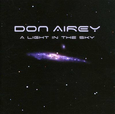 A Light In The Sky - Don Airey - Audio CD (b3C)