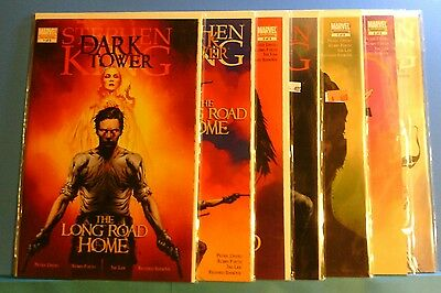 Stephen King The Dark Tower Marvel Comics Lot Of 7 Different High grade copies