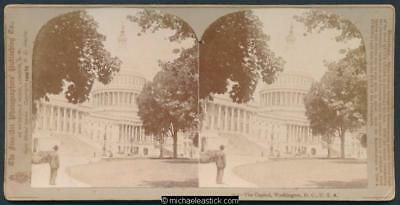 USA. Fine-Art Photographers. 224. The Capitol, Washington, DC.