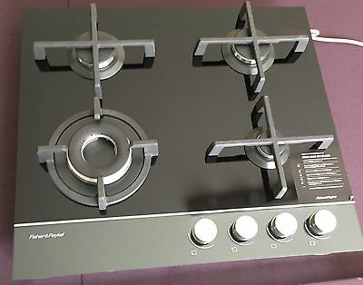 Fisher& Paykel 4 Burner Gas Cooktop CG604DNGGB1