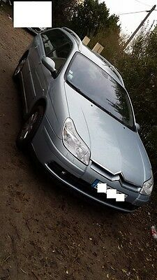 Citroen C5 break 2.0L hdi (138cv din) exclusive BVA 6 rapports
