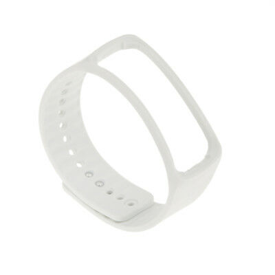 New Band Wrist Strap For Samsung Galaxy Gear Fit R350 Smart Watch White