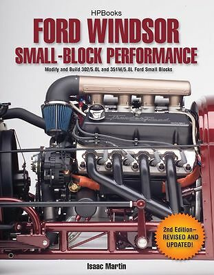 Hp Books Ford Windsor Small-Block Performance Part Number Hp1558