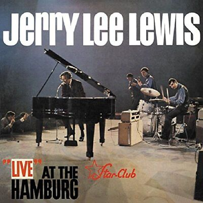 "Live At The ""Star-Club"" Hamburg - Jerry Lee Lewis - Vinile (r1R)"