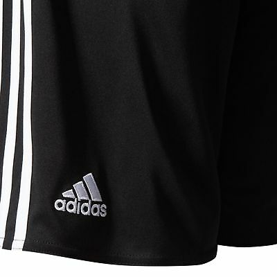 adidas Childrens Kids Football Official Manchester United Away Shorts 2017-18
