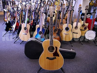 Taylor 414 Acoustic Guitar w/ Hard Case - 2nd Hand