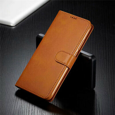 For Samsung Galaxy S10E S10 S9+ A50 A30 Note 9 Wallet Case Flip Leather Cover
