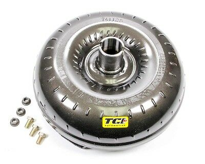 TCI Torque Converter 11 in 1800-2100 RPM Stall Powerglide P/N 741125