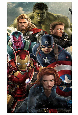 Marvel Avengers, Age of Ultron Towel - 100% Cotton