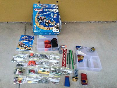 Meccano 2 mixed sets and assorted pieces