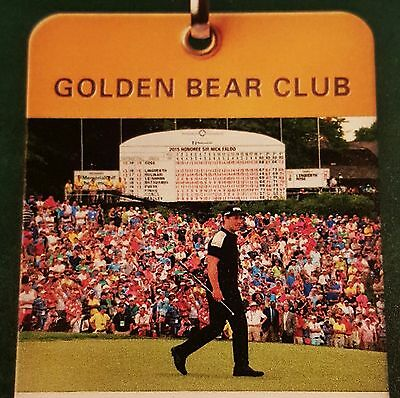 TWO PAVILION Practice Tickets The Muirfield Memorial Golf Tournament Mon-Wed