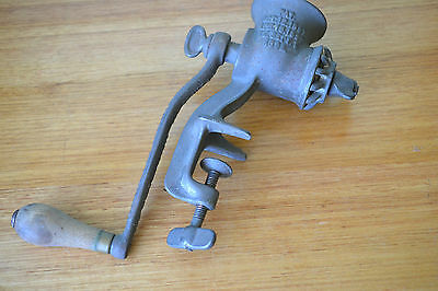 Vintage Hand Meat Mincer/Grinder Great  Victorian universal food chopper