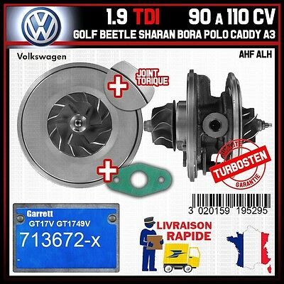 CHRA VW Golf 4 Beetle Bora 1.9 TDI 90 110 ALH AHF Turbo 713672
