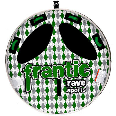 RAVE Frantic Towable Water Tube - 2-Rider 2406