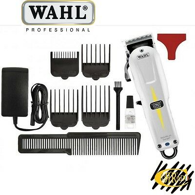 Wahl Tosatrice Cordless Super Taper Prolithium Series Kit Completo Professionale