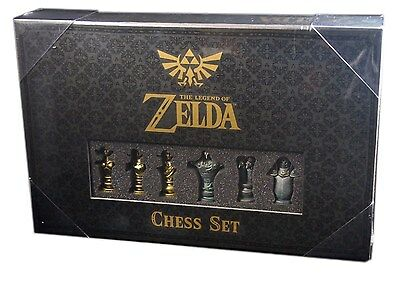 Usaopoly , The Legend Of Zelda Chess Collector's edition, New and Sealed