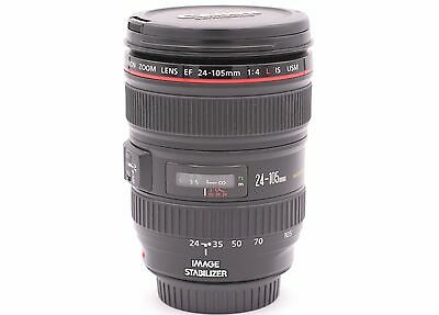 Canon EF 24-105mm f/4L IS USM Zoom Lens for Canon Digital SLR Cameras