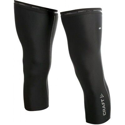 CRAFT Thermo Cool Unisex Knee Warmers Black