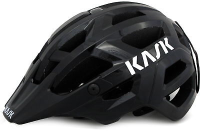 KASK Rex MTB Bike Helmet Black Medium