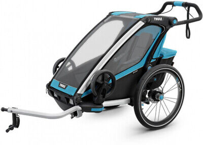 Thule Chariot Sport Child Trailer Blue/Black