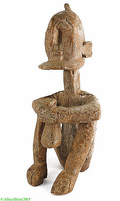Dogon Seated Male Old Mali African Art SALE WAS $190.00